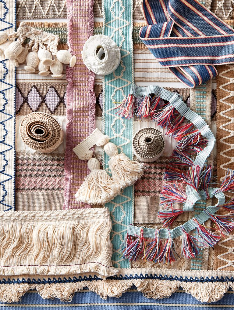 Decorative trim is back—and a little Georgia factory is leading the trend