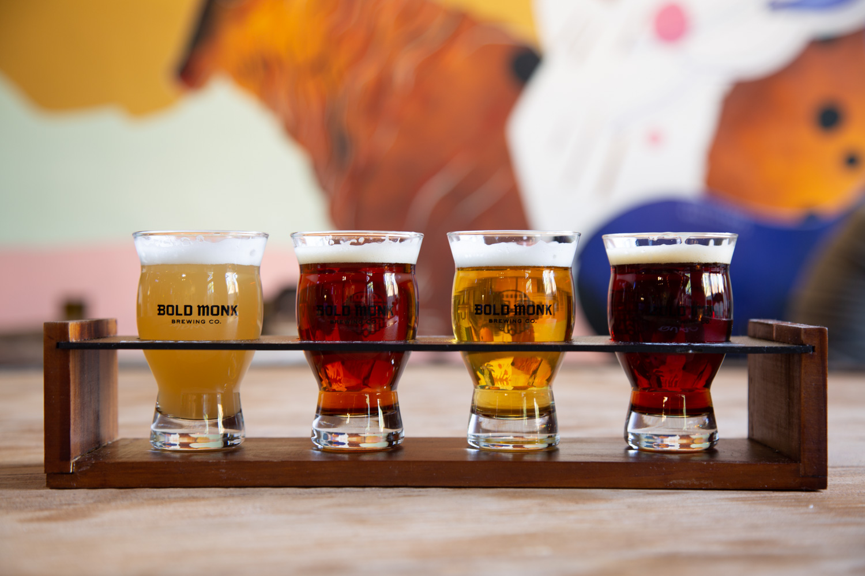 Bold Monk Brewery