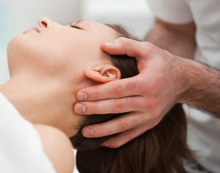 CranioSacral Therapy promises to help ease stress. Here's what happened when I tried it.