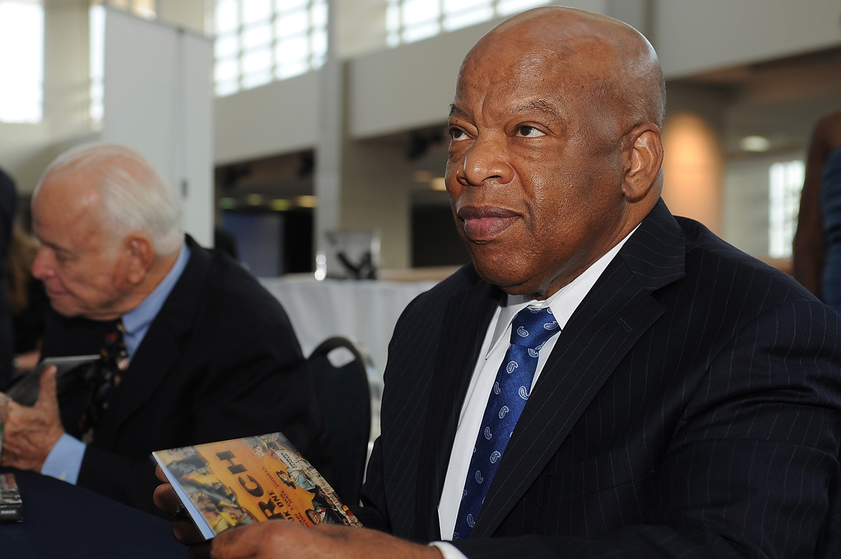 Tell us your favorite John Lewis story