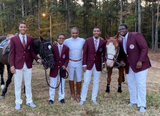 Morehouse polo team