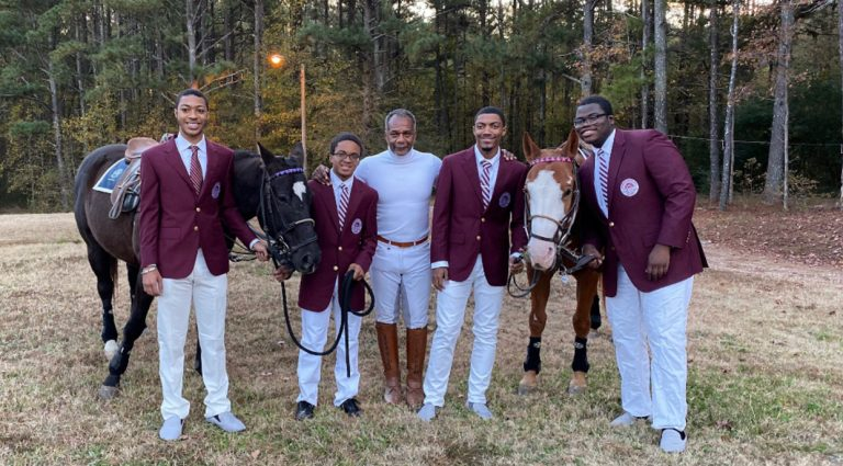 Morehouse, the only HBCU with a polo team, can now compete with the U.S. Polo Association
