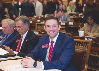 Rep. David Clark Georgia