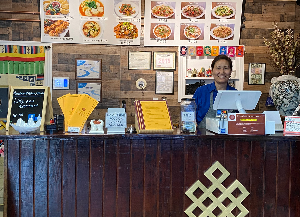 Himalayan Kitchen Smyrna Atlanta