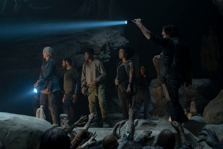 The Walking Dead Awards: Adventures in spelunking