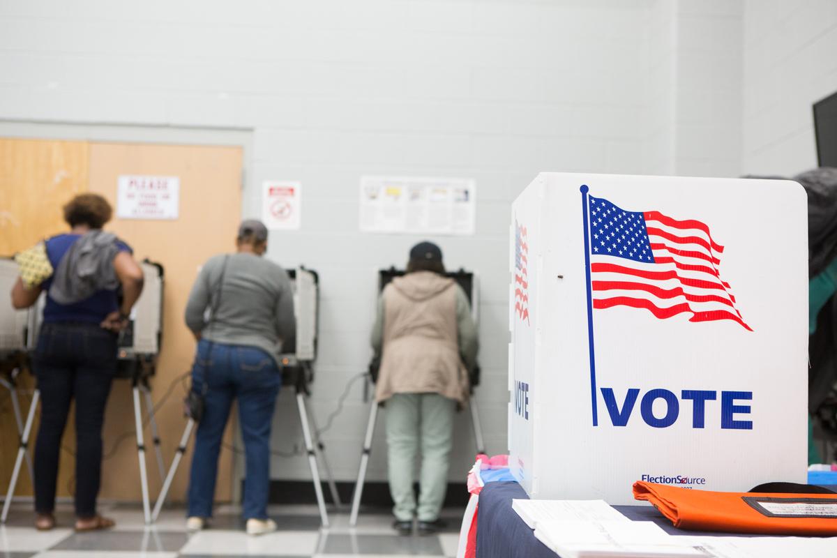 Voting registration deadlines Georgia