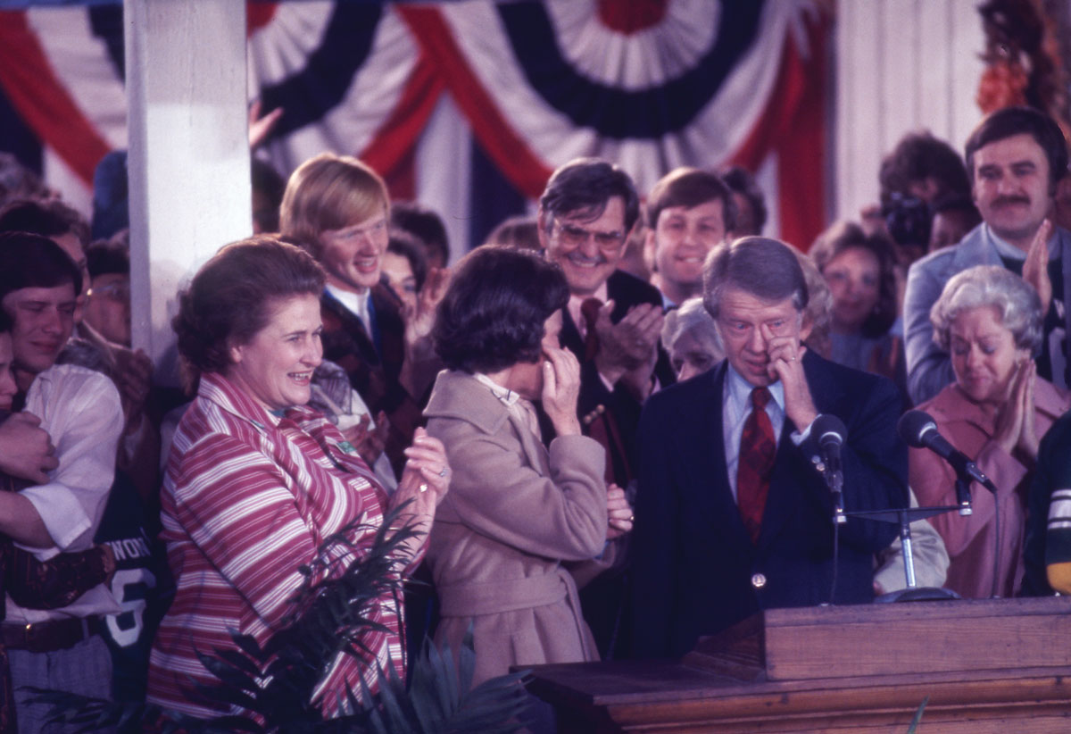 Jimmy Carter election