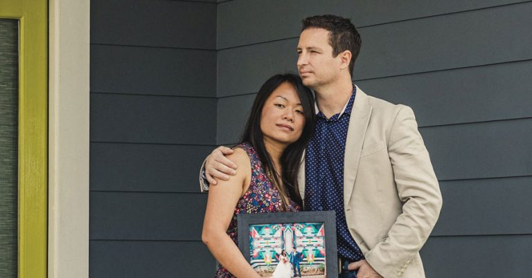 """Amy Phuong: """"It hit me. We'd been planning so long, and now, our wedding is not going to happen."""""""