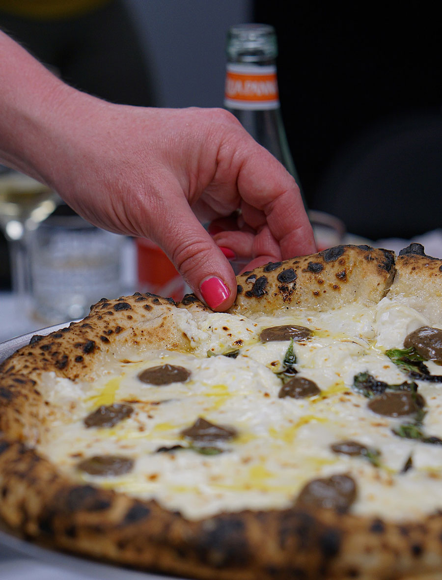 Grana pizza