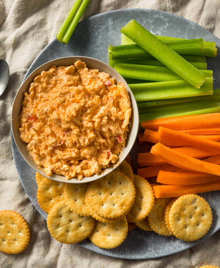 Pimento Cheese, Please: The Southern snack with not-so-Southern beginnings