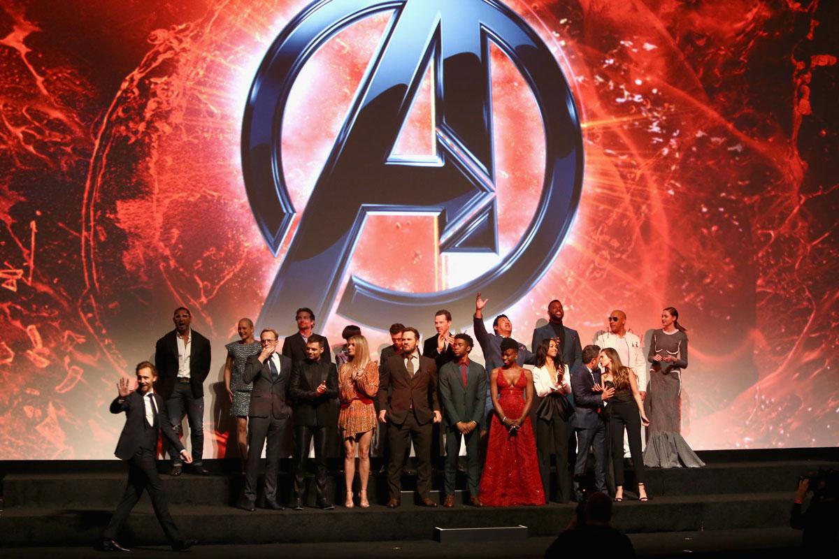 Where to stream Avengers: Endgame