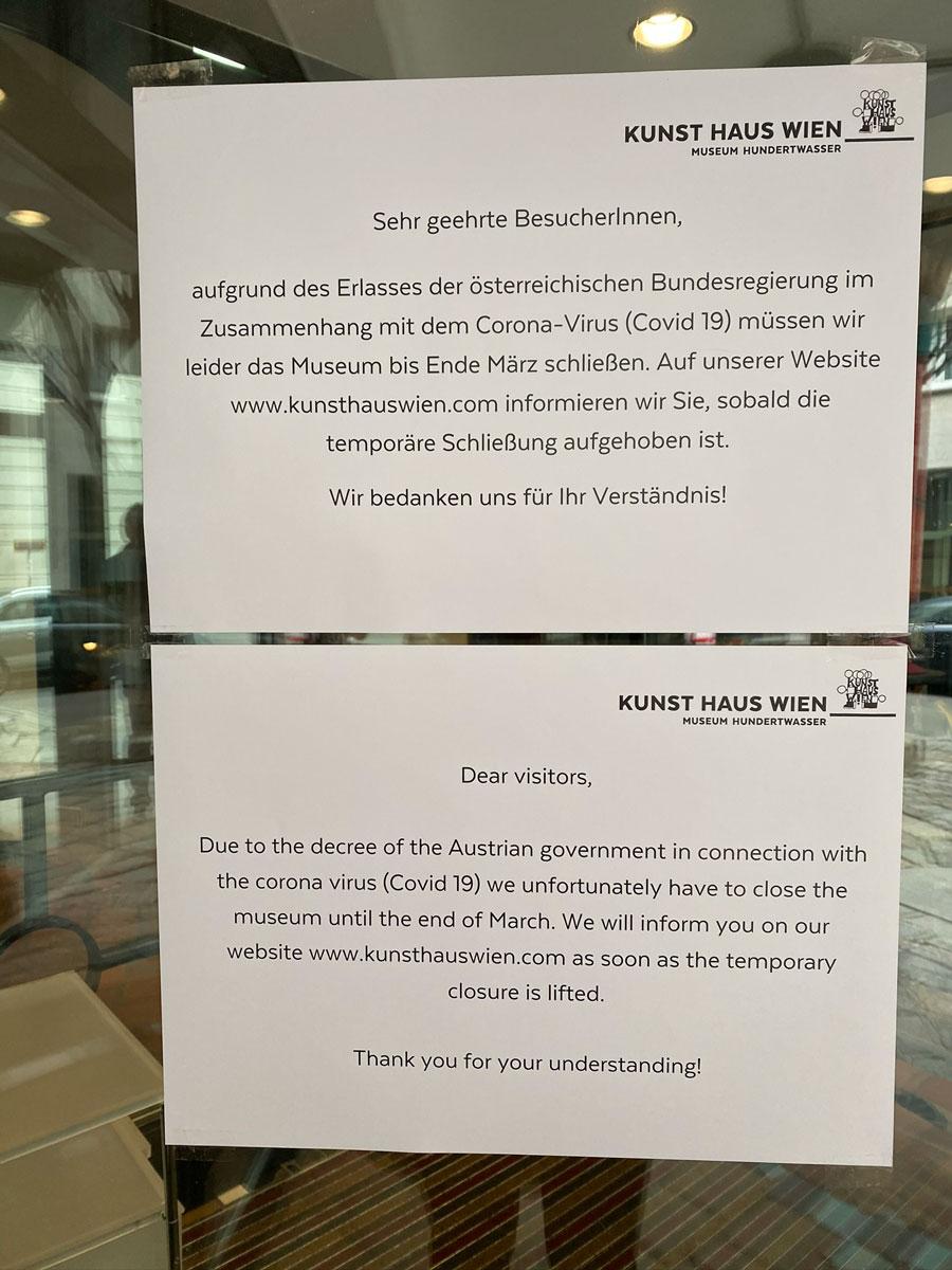 Coronavirus in Austria