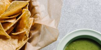 Ford Fry green salsa recipe