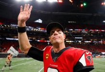 Atlanta coronavirus update Matt Ryan donates Giving Kitchen
