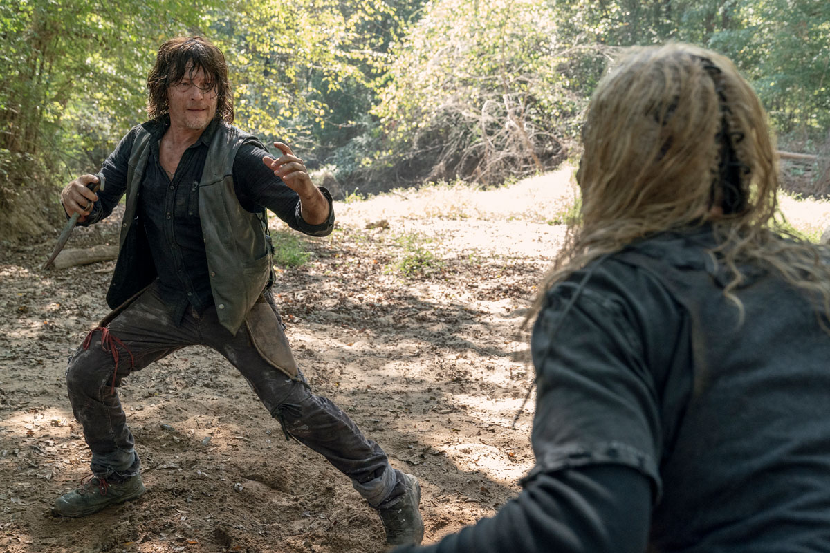 The Walking Dead 10 10