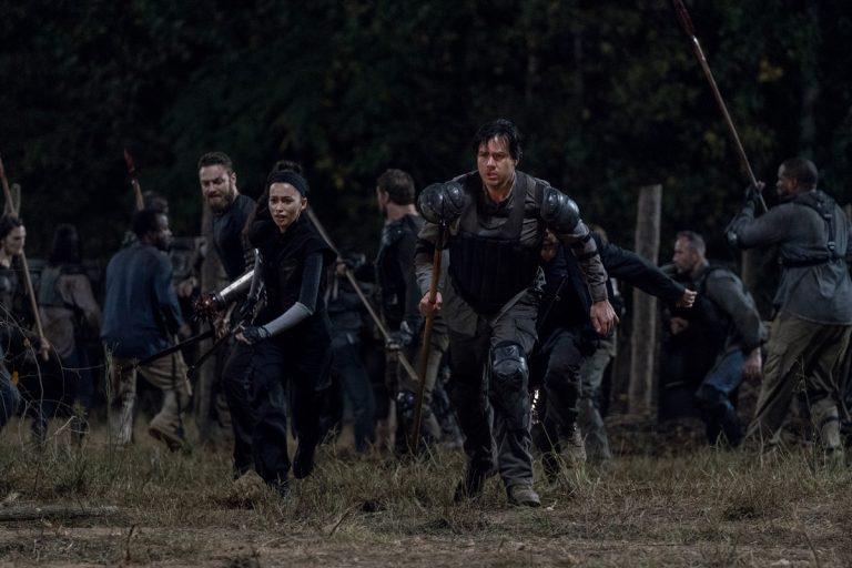 The Walking Dead Awards:Ready, aim, feels