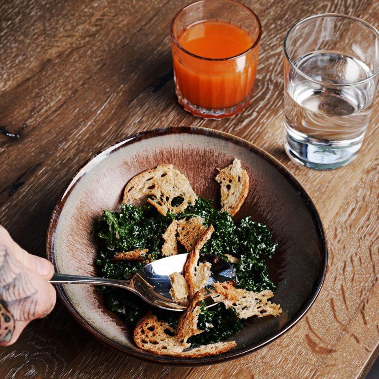 Recipe: Cashew dressing from Redbird chef Zeb Stevenson