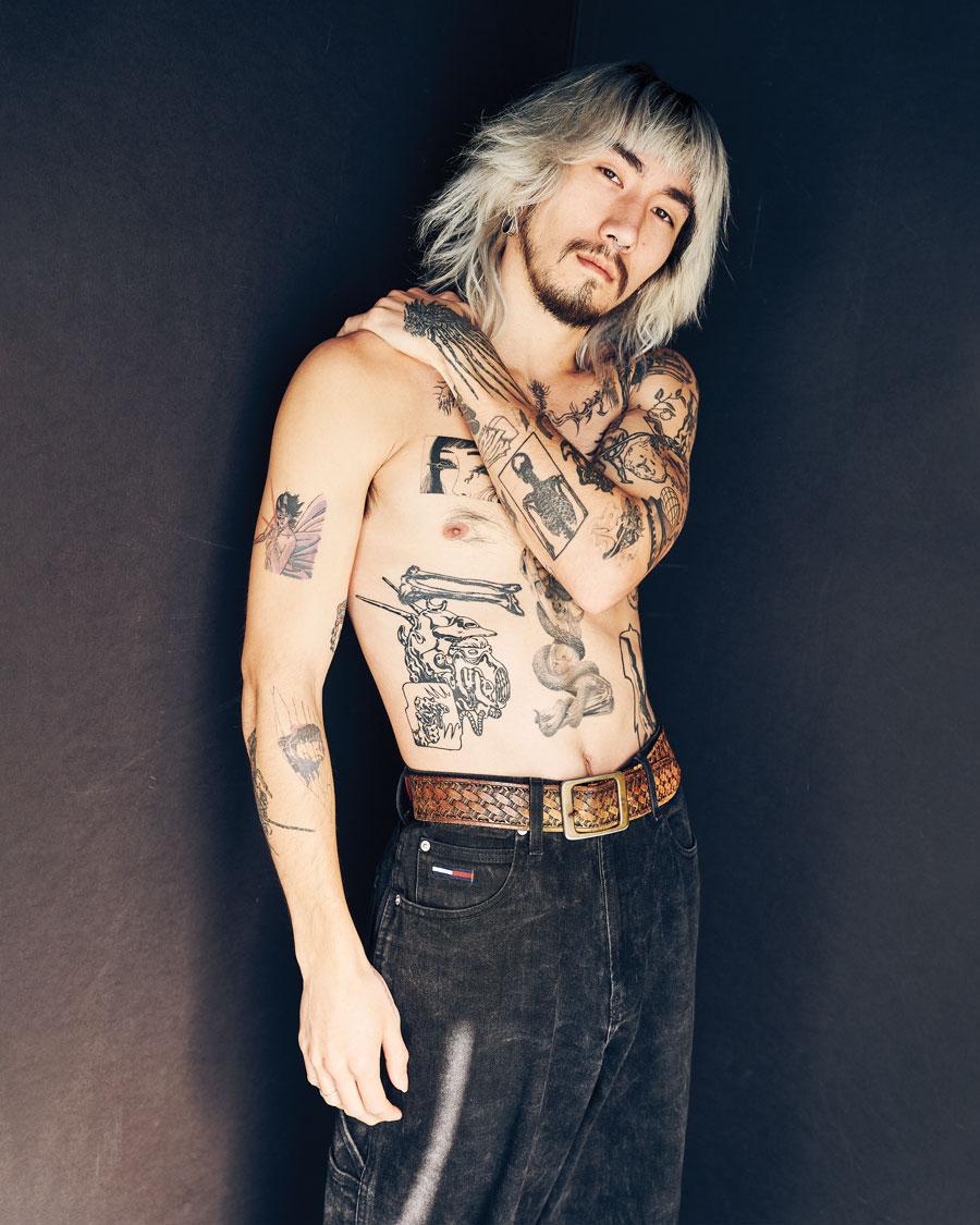 Drew Huggins Tattoo