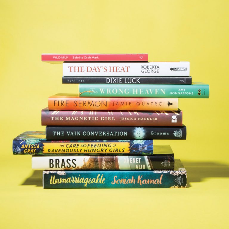 Looking for new reads? Check out this year's Townsend Prize finalists.