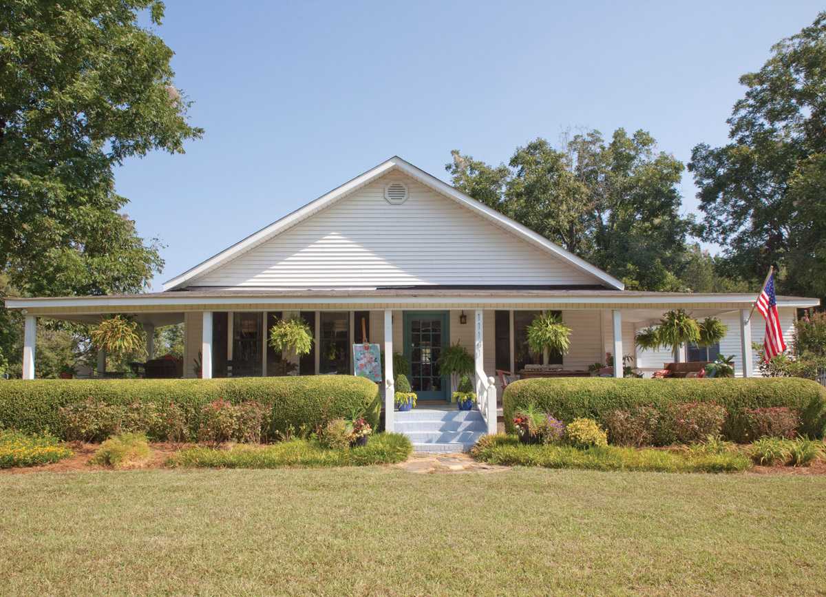 Elaine Burge house