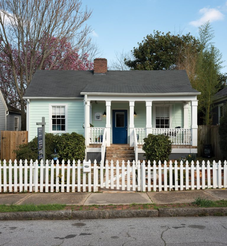 It is really, really hard to buy your first house in Atlanta right now