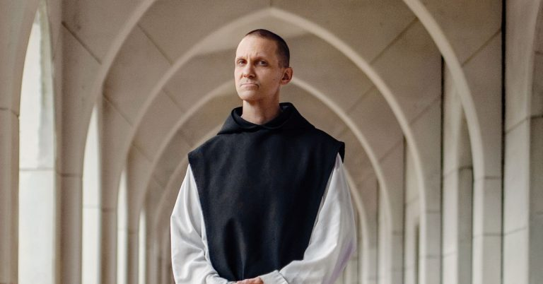 """""""A part of me had to die, to open up to newer life."""" A monk shares his calling"""