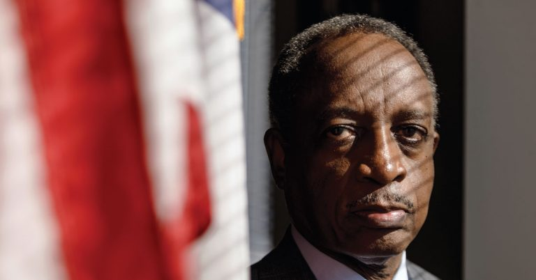 """DeKalb CEO Michael Thurmond: """"You call me when the house is on fire."""""""