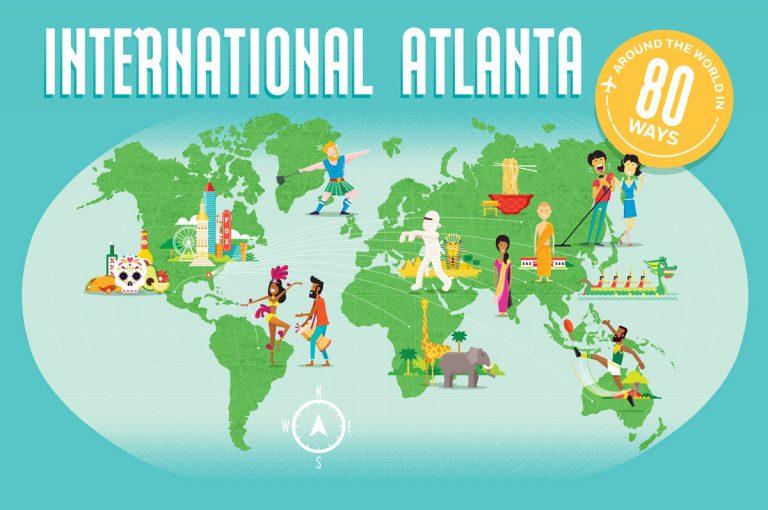 International Atlanta: Around the world in 80 ways