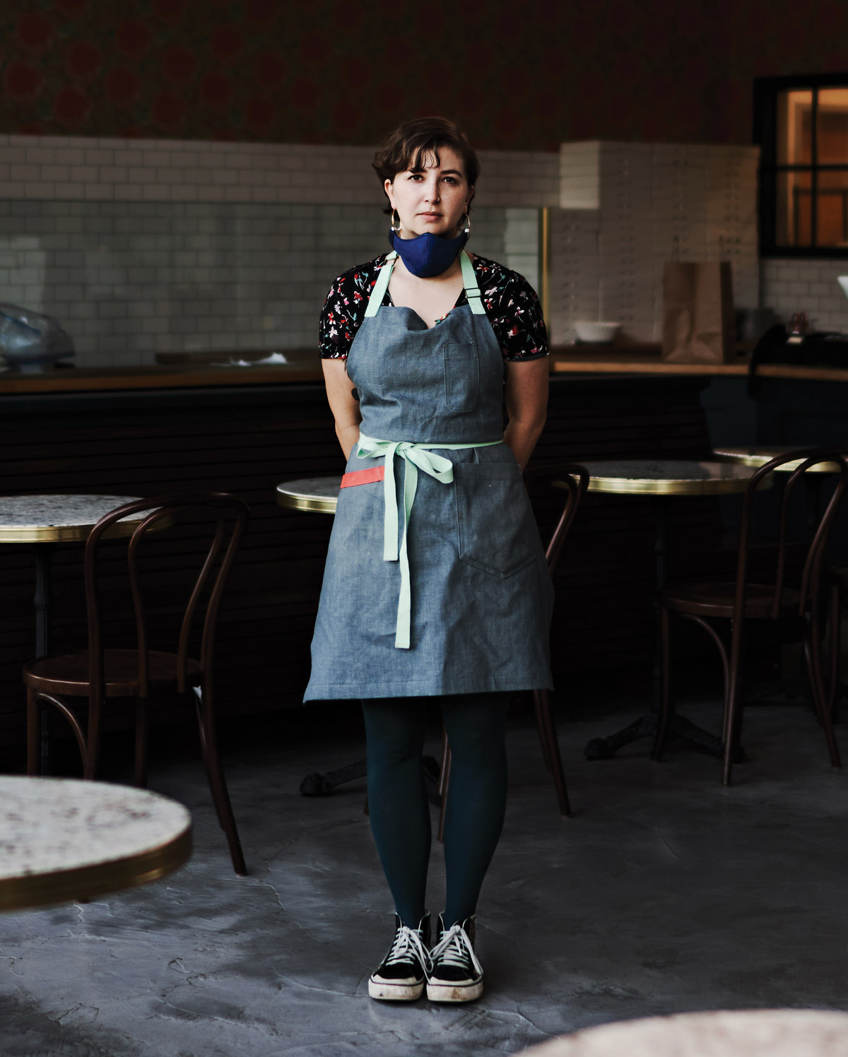 Little Tart Bakeshop owner Sarah O'Brien