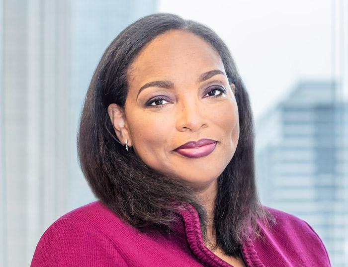 Women Making a Mark: Allegra Lawrence-Hardy