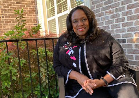 Women Making a Mark: Anita Johnson
