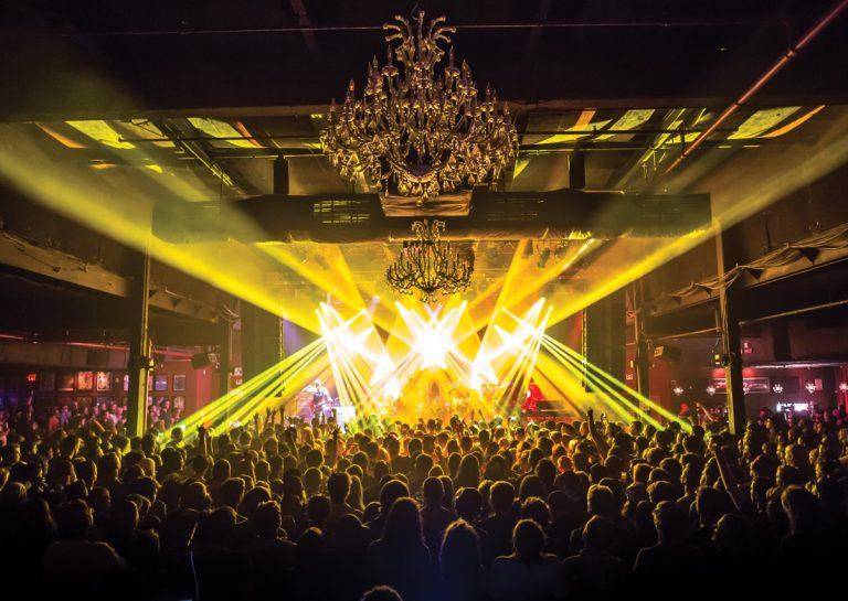 Five vibrant music venues across the Southeast