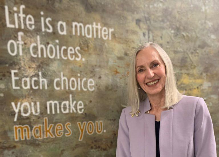 Women Making a Mark: Kathy Colbenson