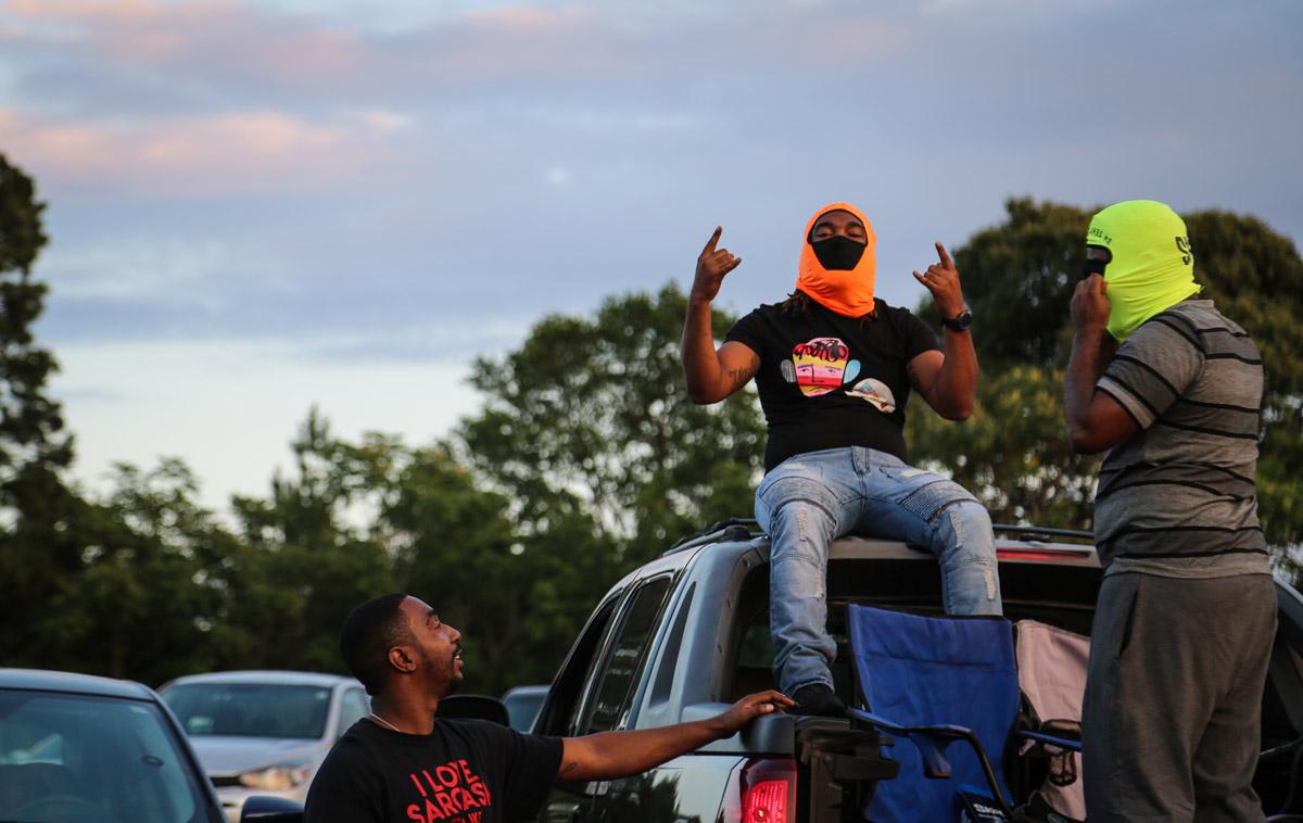 Skooly Nobody Likes Me release party Starlight Drive In Atlanta