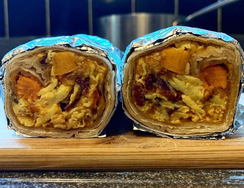 Poco Loco Burrito