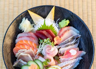 Where to get takeout sushi Atlanta