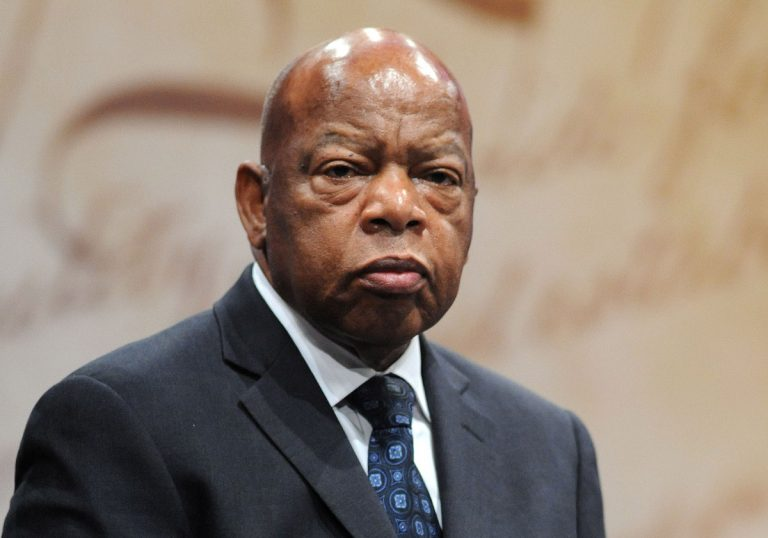 John Lewis championed immigrant rights—and that made him even more of a hero to me