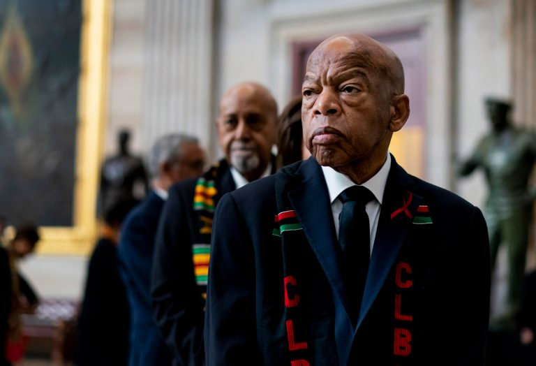 """""""The icon of icons"""": Remembering civil rights hero, Congressman John Lewis"""