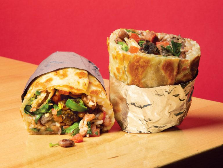The Bell Street burrito as a survival tool