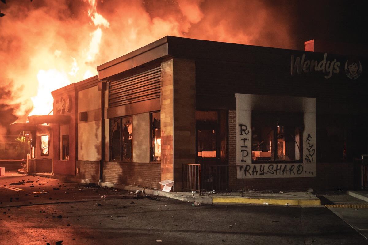 What happened at the University Avenue Wendy's Rayshard Brooks Atlanta