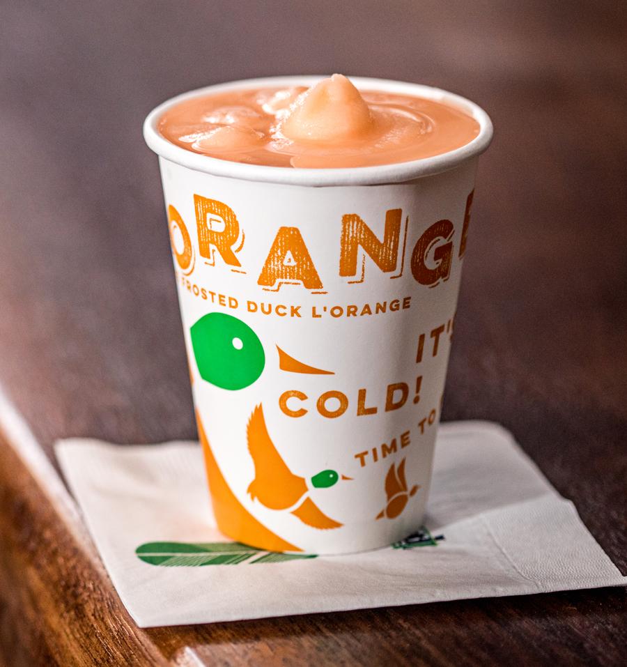 Duck L'Orange