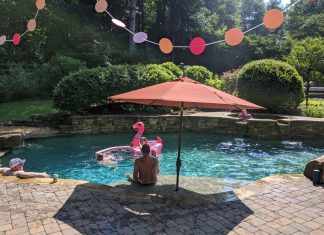 Swimply pool rental Atlanta