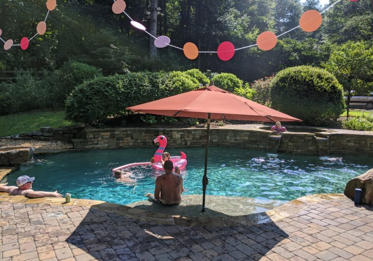 The Airbnb of backyard pools is making a splash in Atlanta