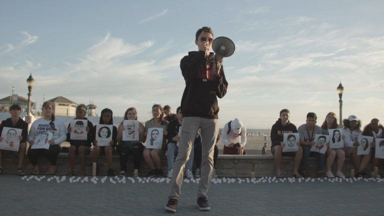 Us Kids, a documentary about the Parkland school shooting survivors, plays tonight in Atlanta