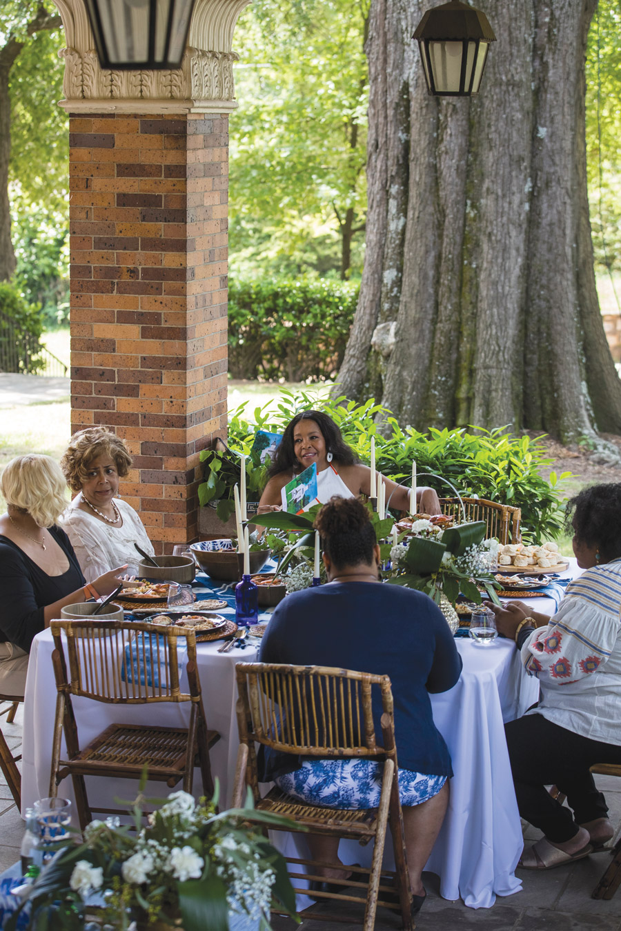 Gullah Geechee reunion brunch