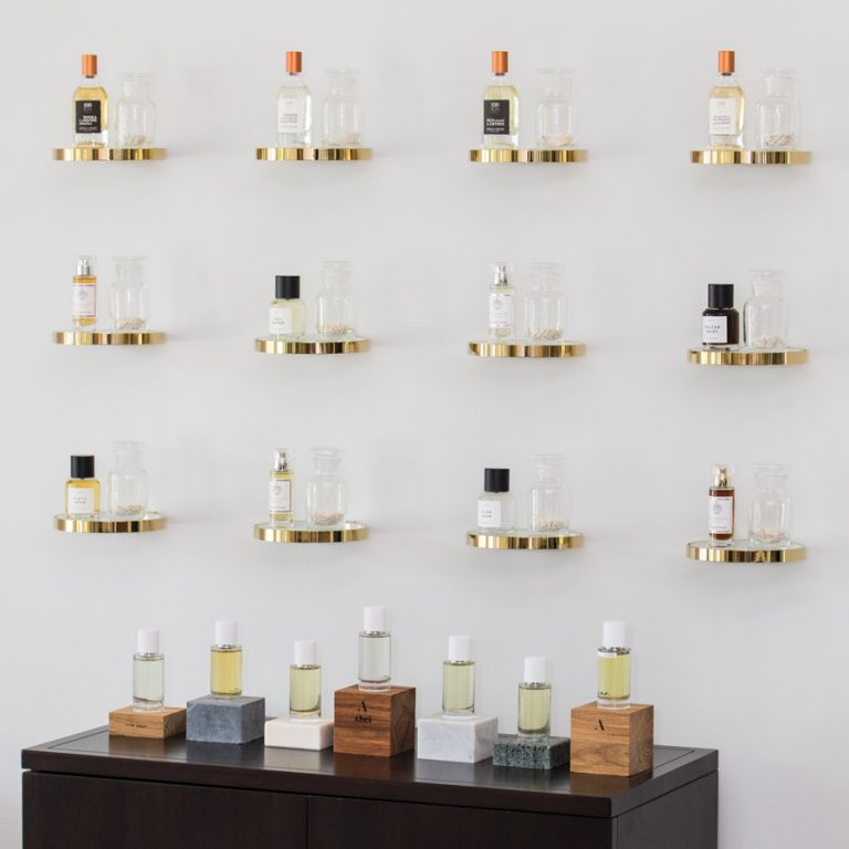 How a new fragrance shop—the first of its kind in town—is navigating the pandemic