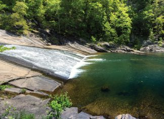 North Georgia Swimming Holes
