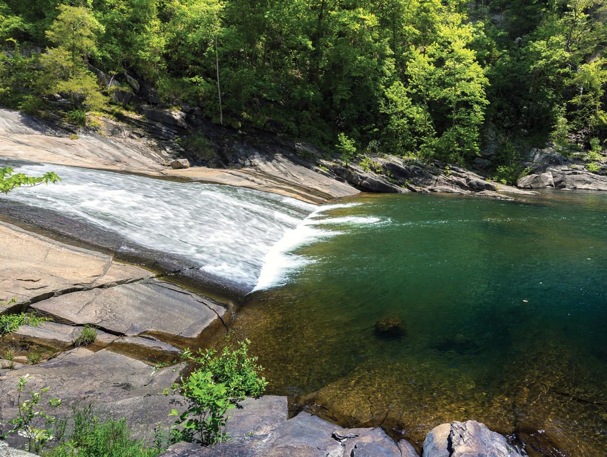 North Georgia Swimming Holes