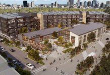 Echo Street West rendering