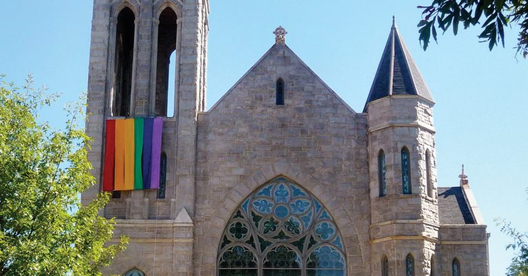 The bond between Saint Mark Methodist and Atlanta's LGBTQ+ community